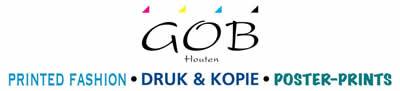 Logo van onze drukker